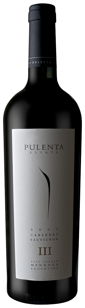 Pulenta Estate CS 2007
